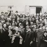 Ветерани 167-ї сд – учасники шкільного свята на честь 40-річчя визволення Києва, 1983 р.